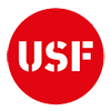 Union Syndicale Fédérale Luxembourg Mobile Logo